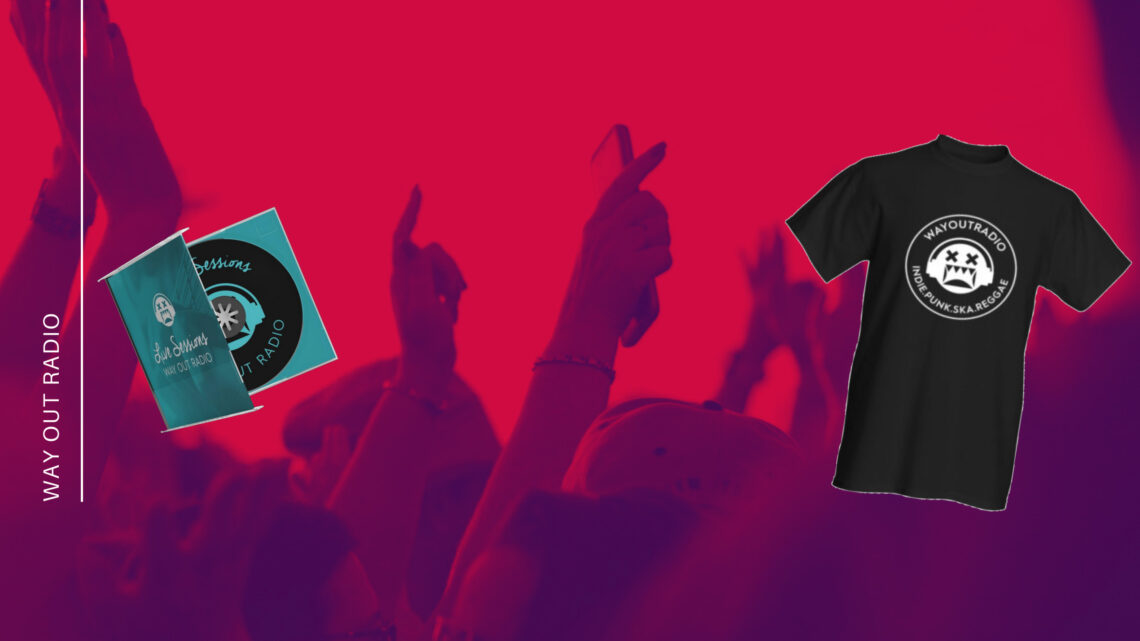 FREE T-SHIRT AND CD WHEN YOU JOIN THE FAN CLUB